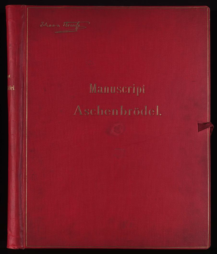 Aschenbrödel-Mappe
